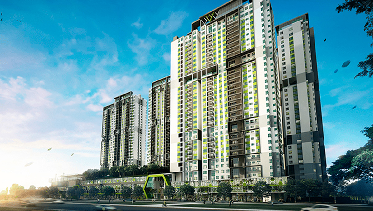 VINestate (Vietnam) Vista Verde apartments