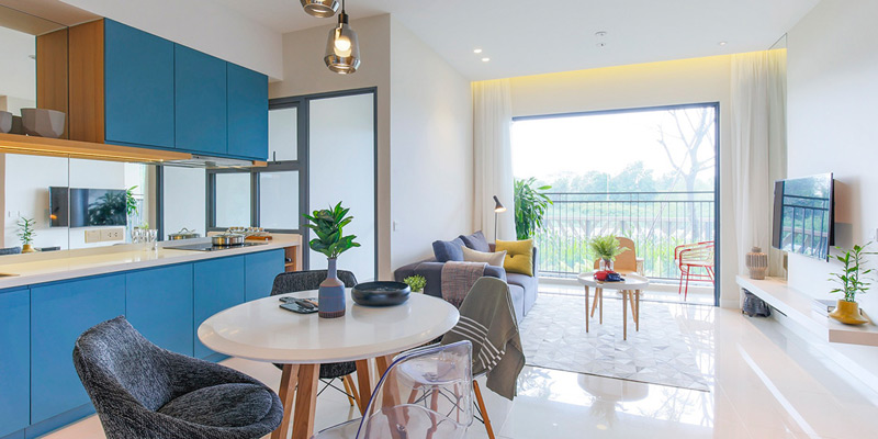 VINestate (Vietnam) Palm Garden Apartments
