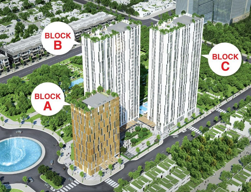 VINestate (Vietnam) - Citi Esto apartments Map